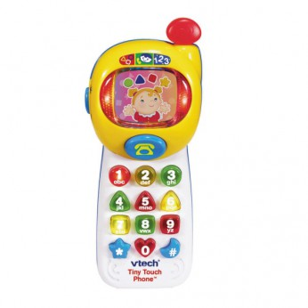 VTech Tiny Touch Phone reviews