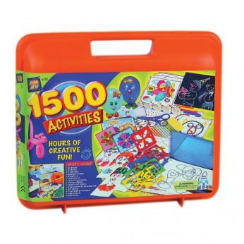 1500 Activities reviews