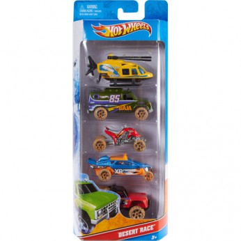Hot Wheels 5 Car Gift Pack reviews