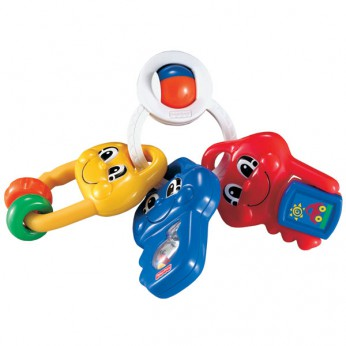 Fisher-Price Musical Activity Keys reviews