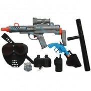 SWAT Electronic Rifle Set