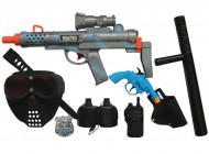 SWAT Electronic Rifle Set