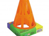 6 Collapsible Field Cones