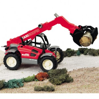Bruder Manitou Telescopic Loader reviews