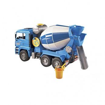 Bruder MAN Cement Mixer reviews