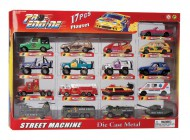Street Machine 17 Piece Gift Set