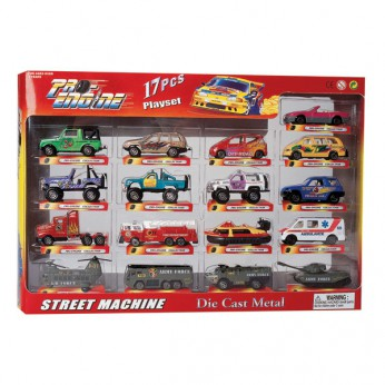 Street Machine 17 Piece Gift Set reviews