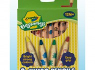 Crayola Beginnings 8 Jumbo Pencils