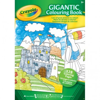Crayola Gigantic Colouring Book reviews