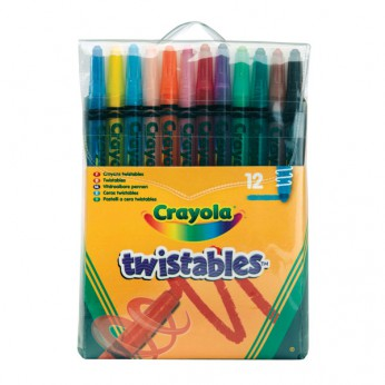 Crayola 12 Twistables Crayons reviews