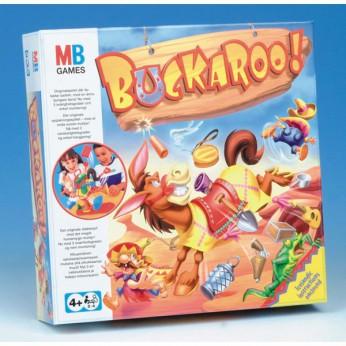 Buckaroo Board Game reviews