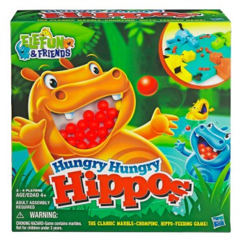 Hungry Hippos Board game reviews