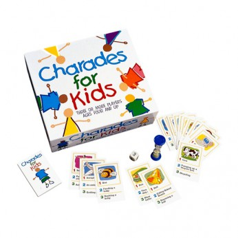 Charades For Kids reviews