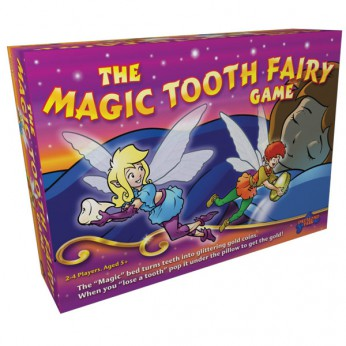 The Magic Tooth Fairy Board Game reviews