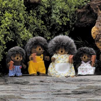 Sylvanian Hedgehog Family reviews