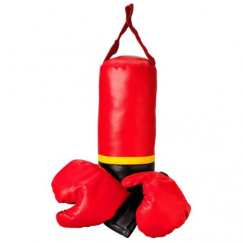 Hanging Punching Bag with Boxing Gloves reviews
