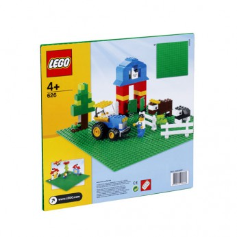 LEGO Building Plate Green 626 reviews