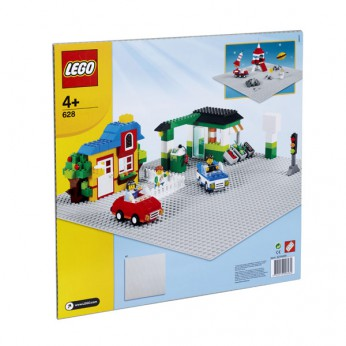 LEGO Building Plate Grey 628 reviews