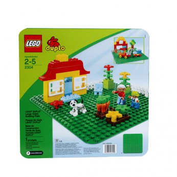 LEGO Duplo Large Building Plate 2304 reviews