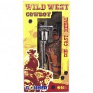 Single Cowboy Gun With Holster