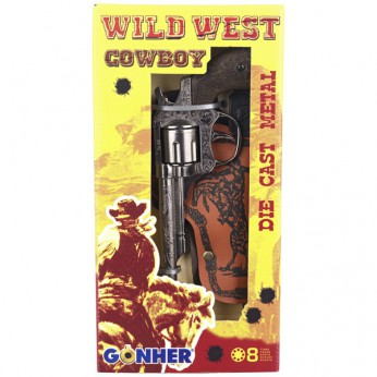 Single Cowboy Gun With Holster reviews