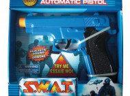 Electronic 9mm Pistol