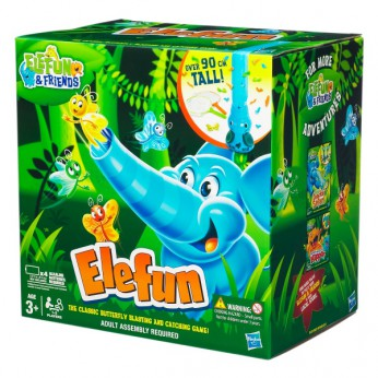 Elefun Board Game reviews