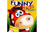Crayola Funny Faces Sticker Book