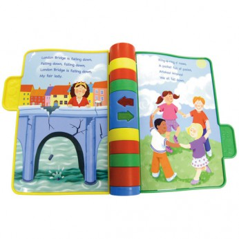 VTech Nursery Rhymes Book reviews