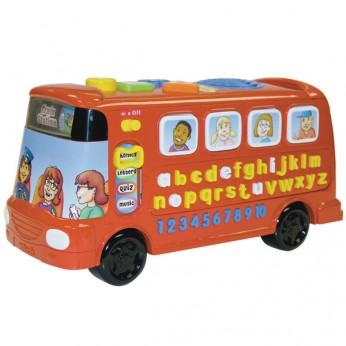 VTech Playtime Bus with Phonics reviews