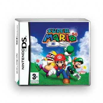 Super Mario 64 DS reviews