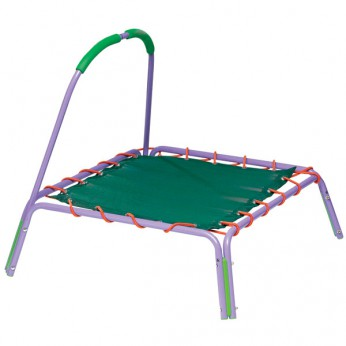 Junior Trampoline with Handle reviews