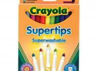 Crayola 12 Supertips