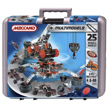 Meccano 25 Multimodels reviews