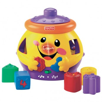Fisher Price Laugh 'n' Learn Cookie Shape Surprise reviews