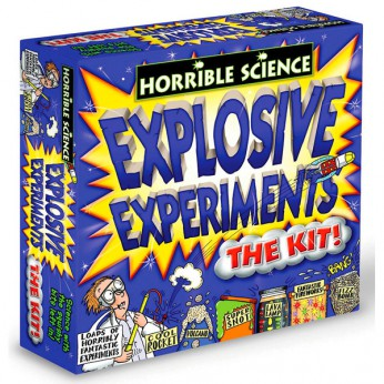 Explosive Experiments reviews