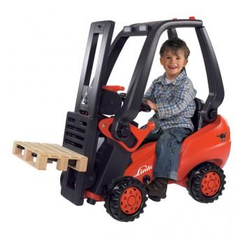 Linde Forklift reviews