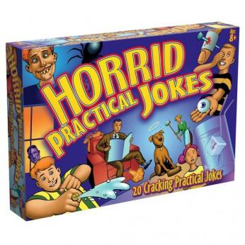 Horrid Practical Jokes reviews