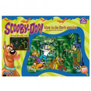Scooby Doo Glow In The Dark Puzzle