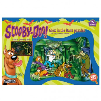 Scooby Doo Glow In The Dark Puzzle reviews