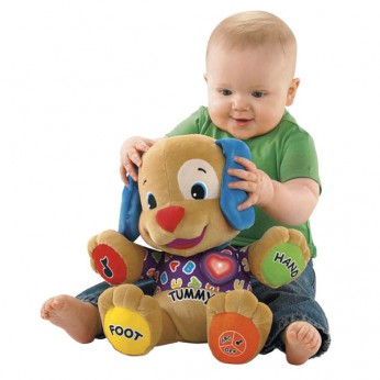 Fisher Price Laugh and Learn Puppy reviews
