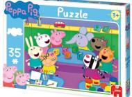 Peppa Pig 35 Piece Puzzle