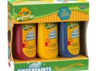 Crayola Beginnings Washble Finger Paint