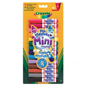 Crayola 14 Pipsqueaks Markers reviews