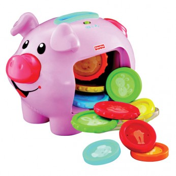 Fisher Price Laugh 'n' Learn Piggy Bank reviews