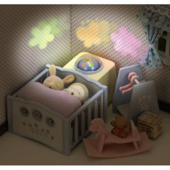 Sylvanian Nightlight Nursery Set reviews