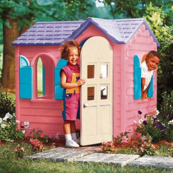 Little Tikes Country Cottage Pink reviews