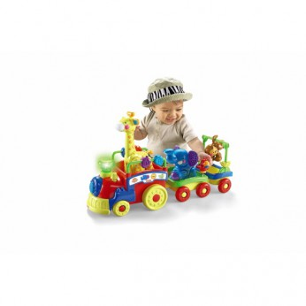 Fisher Price Sing and Go Choo Choo Train reviews