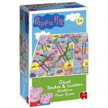 Peppa Pig Snakes and Ladders reviews