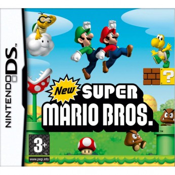 New Super Mario Bros DS reviews